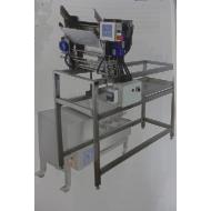 Стіл для розпечатування автомат (400В) зі замкнутим циклом підігріву ножів