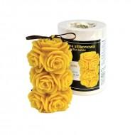 Форма силіконова Розквітла троянда (11,5см) Форми