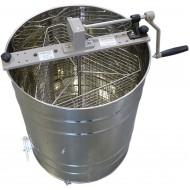 Медогонка 3-х рамочная ручная Ø 500мм универсальный корзину (без ног и крышки) - MINIMA Ручные