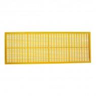 Решітка для відокремлення пилку широка (148х403) Вулики та комплектуючі