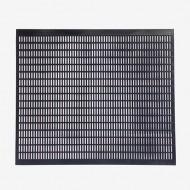 Роздільна решітка Дадан пластик.гориз.груба (42 х 49,0 см) Роздільні решітки