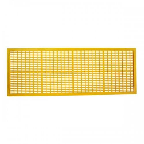 Решетка для отделения пыльцы пластиковая широкая 40,3см х 14,8см Lyson