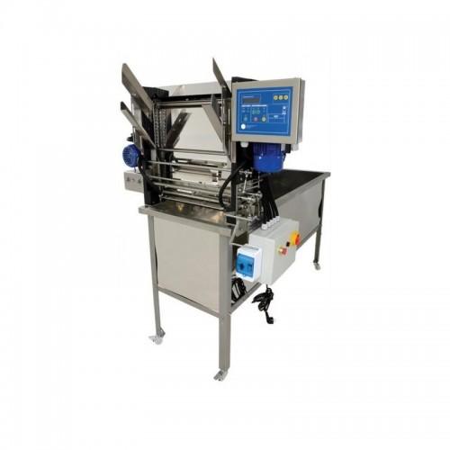 Стіл для розпечатування рамок з автоматичним подавачем, 230 V – з замкнутим циклом циркуляції