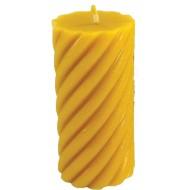 Свеча ролик большой спиральный (13,5см) Свечи