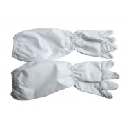 Перчатки полотняные