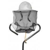 Капелюх бджолярський з льону (сітка ззаду) Одяг