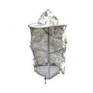 Капелюх бджолярський камуфляж (полотно ззаду) Одяг