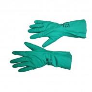 Перчатки резиновые антикислотные