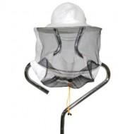 Капелюх бджолярський з льону (полотно ззаду) Одяг