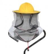 Капелюх бджолярський бавовняний (сітка ззаду) Одяг