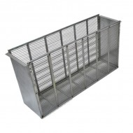 Ізолятор металевий Лангстрот 3-рамковий Вулики та комплектуючі