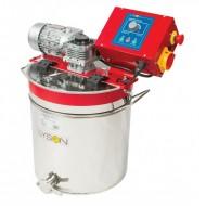 Пристрій для кремування меду 200 л 230В автомат Обладнання
