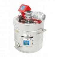 Устройство для кремирования меда 100 л 400В с плащом греющим автомат