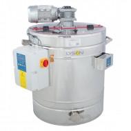 Пристрій для кремування меду 200 л 230В з плащем гріючим автомат Обладнання