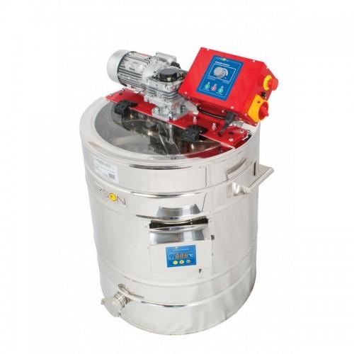 Пристрій для кремування меду 50 л 230В з плащем гріючим автомат