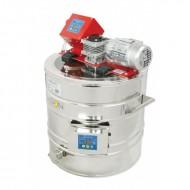 Пристрій для кремування меду 50 л 400В з плащем гріючим автомат