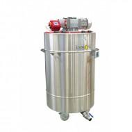 Устройство для кремирования меда 600 л 400В с плащом греющим автомат