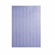 Роздільна решітка Варшавська (33 см x 53 cм) Роздільні решітки