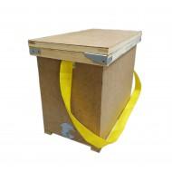 Ящик рамочный (на 6 рамок Дадан)