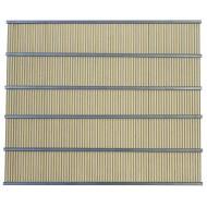 Разделительная решетка металлическая на 10 рамок горизонтальная 46,5см х 39,0см Польша