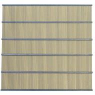 Роздільна решітка Дадан металева горизонтальна (47,0х38,0 см) Вулики та комплектуючі