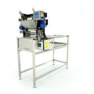 Стіл для розпечатування рамок з автоматичним подавачем, 230V з ножами (електричний підігрів) на стел