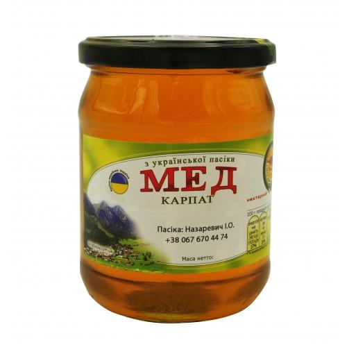 Мед Карпат (0,500л.)