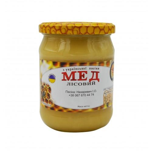 Мед Лесной (0,500л.)