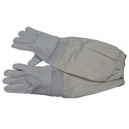 Перчатки кожаные Semi Vented Bee Gloves