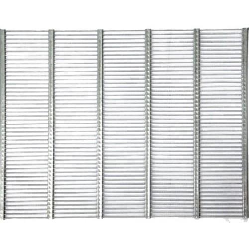Роздільна решітка металева на 10 рамок вертикальна 47,0см х 38,0см Польща