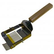 Розкладна вилка для розпечатування сот (плюс)