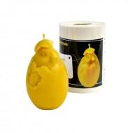 Форма силіконова Курча в яйці (9,5см)