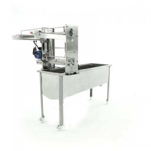 Стіл для розпечатування з ланцюговим подавачем 220В. Minima