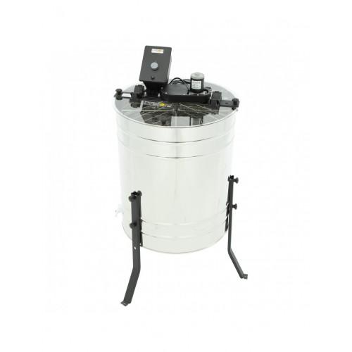 Медогонка 4-кассетная поворотная электрическая 220В Ø600мм Lyson Basic