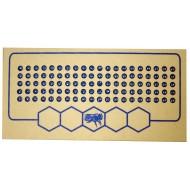 Мітки для бджолиних маток синій колір (AB-JZ)