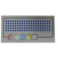Ополиткы для маток синий цвет (1-100)