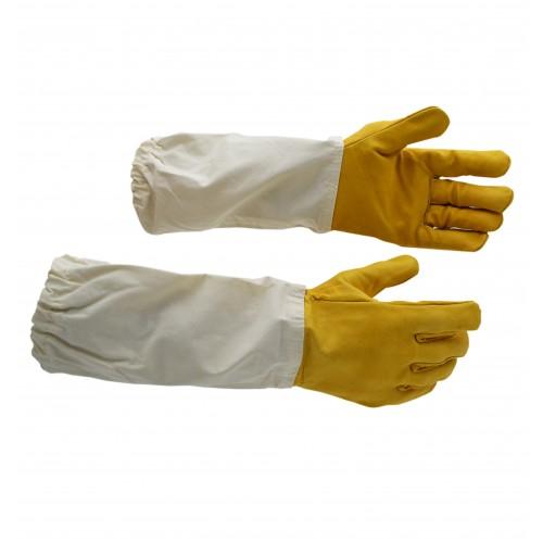 Перчатки кожаные 3LAYER