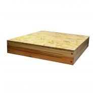 Дерев'яний дашок на вулик (на 10 рамок)