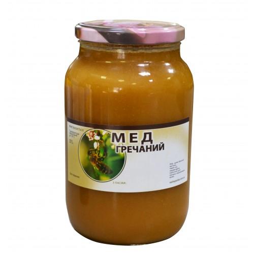 Мед Гречаний (1л.)