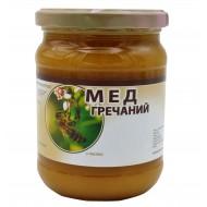Мед Гречишный (0,5 л.)