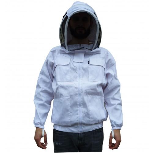Куртка бджолярська євромаска