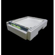 Дно пінополістирол 10 рамок Lyson гігієнічне фарбоване (сіре)