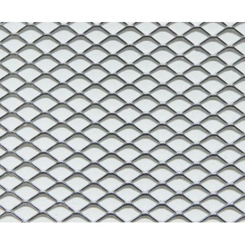 Сетка алюминиевая просечно-вытяжная (420мм.)