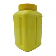 Краска желтая для ульев пенополистирольных