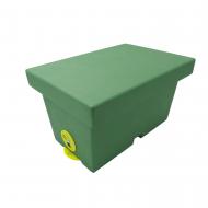 Нуклеус пінополістирольний на 1 сім`ю Lyson фарбований зелений
