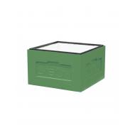 Корпус вулика пінополістирольний 12 рамок Дадан Lyson фарбований (зелений)