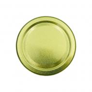 Крышка металлическая для меда (Deep 70) золотистая