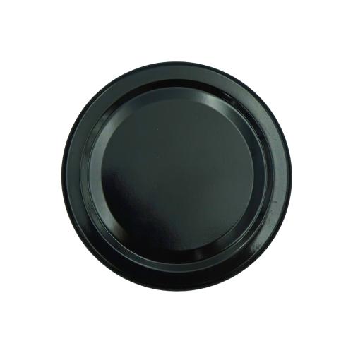 Крышка металлическая для меда (Deep 70) черная