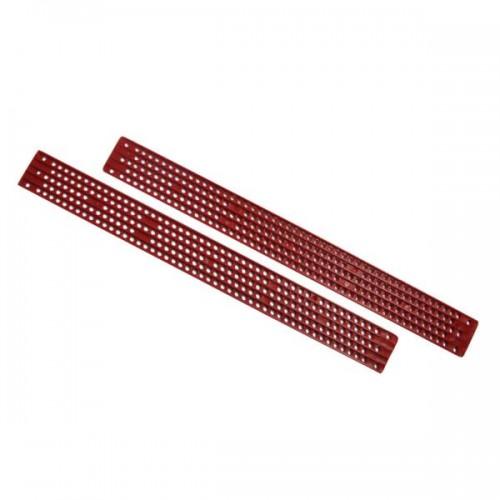 Решітка пилковловлювальна пластикова вузька 39,0см х 4,0см Lyson