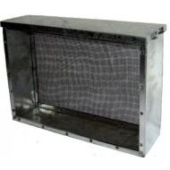 Ізолятор сітчастий оцинкований на 2 рамки (Дадан) Ізолятори